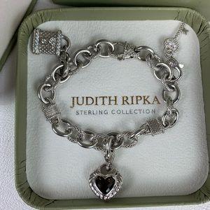 Judith Ripka sterling silver collection Bracelet